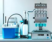 Дигестор VELP DK 20 и система нейтрализации дыма