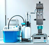 Дигестор VELP DK 6 и система нейтрализации дыма