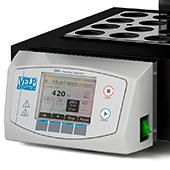 Дисплей дигестора VELP DKL 12